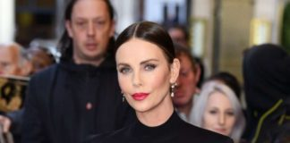 Charlize Theron – 'Long Shot' Special Screening in London