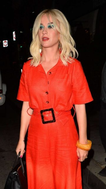 Katy-Perry-in-Red-Dress-1