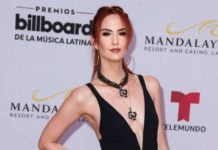Marcela Cardozo – 2019 Billboard Latin Music Awards in Las Vegas
