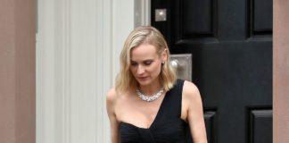 Diane Kruger – Leaving Her Apartment in NY
