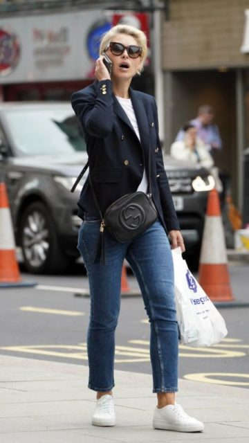 Emma Willis – Shopping in Central London
