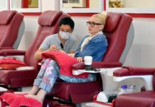 Gwen Stefani – Getting Her Nails Done in Beverly Hills