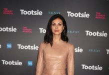 """Morena Baccarin – """"Tootsie"""" Broadway Play Opening Night in NYC"""