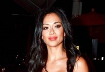 Nicole Scherzinger Night Out Style