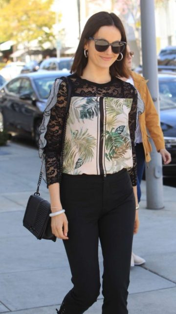 Camilla Belle – Out in Beverly Hills