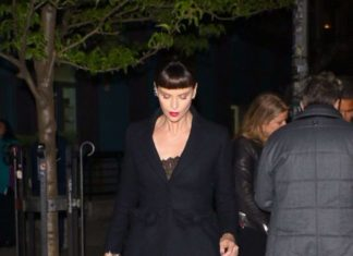Charlize Theron – Leaves the 'Long Shot' Premiere After Party in in New York