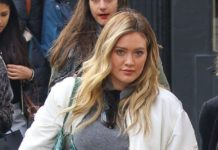 Hilary Duff – Shopping in NYC