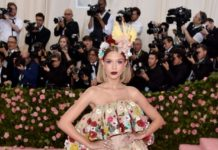 Josephine Skriver – 2019 Met Gala Celebrating 'Camp: Notes on Fashion' in NYC