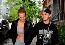 Josephine Skriver and Alexander DeLeon – Out in New York