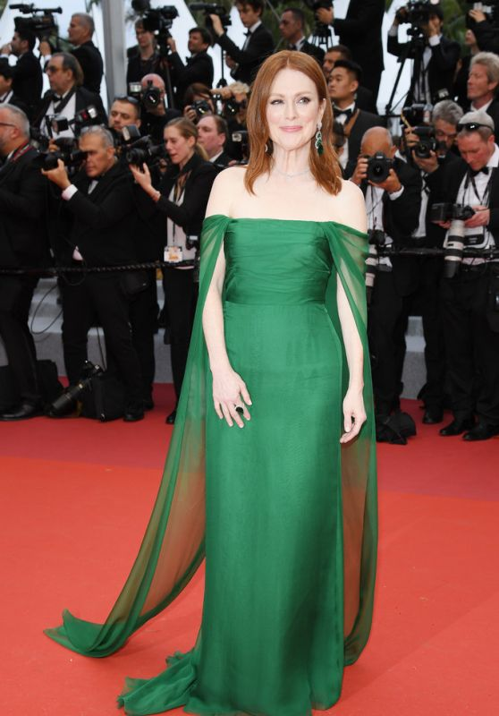 Julianne Moore 2019 Cannes Film Festival Opening Ceremony