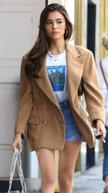 Madison Beer – Shopping in Beverly Hills
