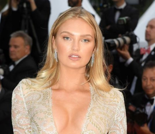 Romee Strijd – Opening Ceremony of Cannes Film Festival