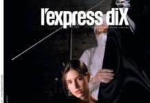 Adèle Exarchopoulos – L'Express diX Magazine May 2019 Issue