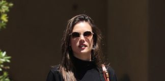 Alessandra Ambrosio – Out in Hollywood