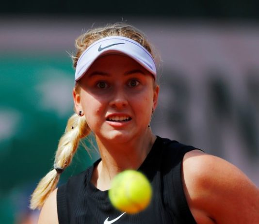 Anastasia Potapova – Roland Garros French Open