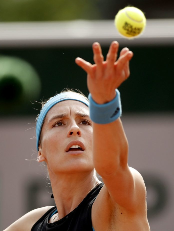 Andrea Petkovic – Roland Garros French Open