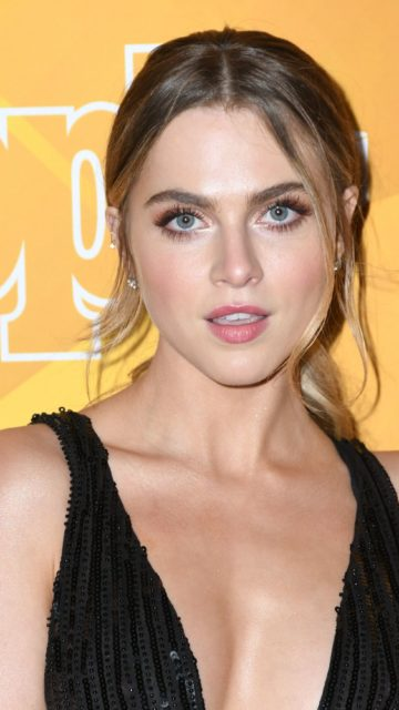 "Anne Winters – ""Los 50 Mas Bellos"" Celebration in West Hollywood"