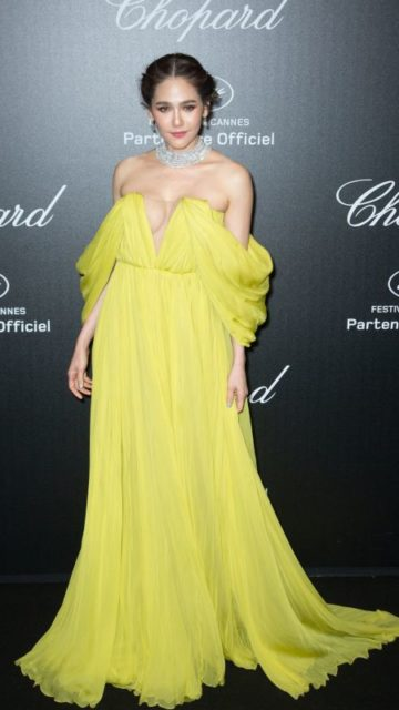 Araya A. Hargate – Chopard Party at the 72nd Cannes Film Festival