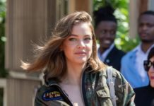Barbara Palvin – Leaving Her Miami Beach Hotel
