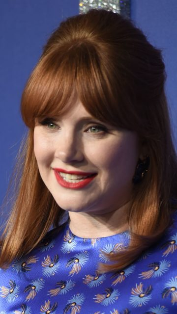 "Bryce Dallas Howard – ""Rocketman"" Premiere in NYC"