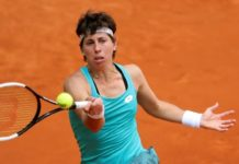 Carla Suarez Navarro – Mutua Madrid Open Tennis Tournament