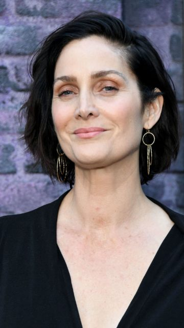 "Carrie-Anne Moss – ""Jessica Jones"" Season 3 Premiere in Hollywood"