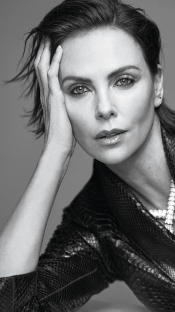 Charlize Theron – Marie Claire June 2019 Issue