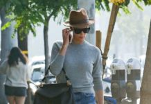 Charlize Theron Street Style – West Hollywood