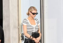 Charlotte McKinney – Out in Beverly Hills