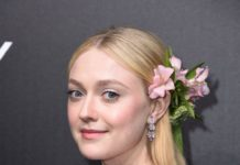 Dakota Fanning – Official Trophée Chopard Dinner Photocall in Cannes