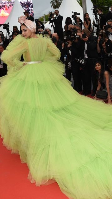 "Deepika Padukone – ""Dolor y Gloria"" Red Carpet at Cannes Film Festival"