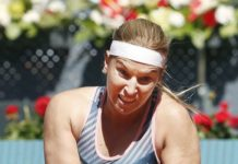 Dominika Cibulkova – Mutua Madrid Open Tennis Tournament