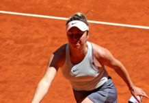 Elina Svitolina – Mutua Madrid Open Tennis Tournament
