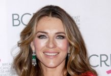 Elizabeth Hurley – Breast Cancer Research Foundation Hot Pink Party in New York
