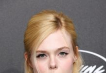 Elle Fanning – Official Trophée Chopard Dinner Photocall in Cannes