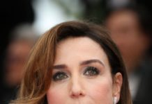 """Elsa Zylberstein – """"The Best Years of a Life"""" Red Carpet at Cannes Film Festival"""