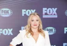 Emily Osment – Fox Upfront Presentation in NYC