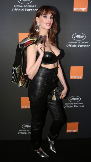Frederique Bel – Orange Party in Cannes