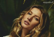 Gisele Bundchen – ELLE Magazine Spain June 2019 Issue