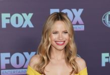 Halston Sage – Fox Upfront Presentation in NY