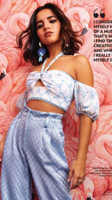 Isabela Moner – Girls' Life Magazine June/July 2019 Issue