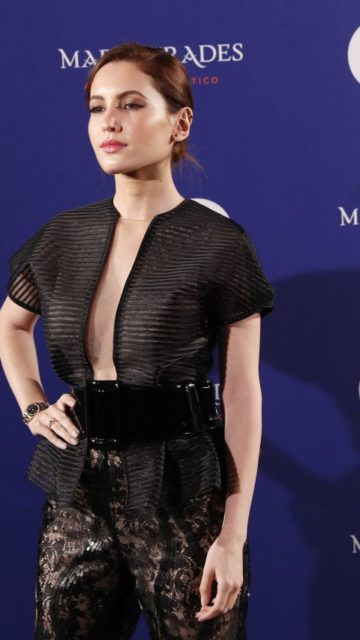 Ivana Baquero – GQ Inconquistables 2019 Awards in Madrid