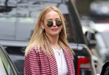 Jennifer Lawrence – Out for Lunch in NYC