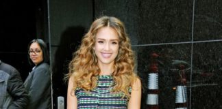 """Jessica Alba – Outside """"Good Morning America"""" in NYC"""