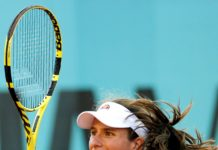 Johanna Konta – Mutua Madrid Open Tennis Tournament