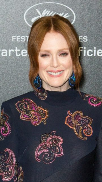 Julianne Moore – Chopard Party at the 72nd Cannes Film Festival