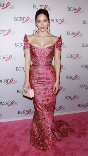 Katharine McPhee – Breast Cancer Research Foundation Hot Pink Party in New York