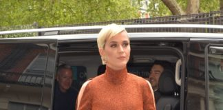 Katy Perry Shows Off Her Eclectic Style – London
