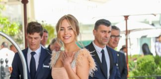 Kimberley Garner – Outside the Martinez Hotel in Cannes