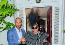 Lady Gaga – Leaves Pre Met Gala Party in New York